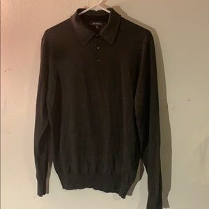Saks Fifth Avenue Merino Wool Shirt